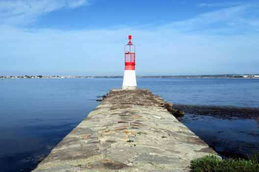 Lighthouse Thau Lagoon France