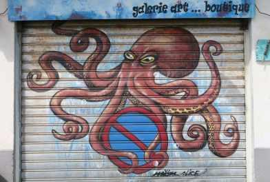 Street art Sète France