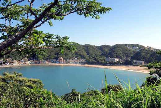 Sotoura Beach Shimoda Izu Peninsula Japan