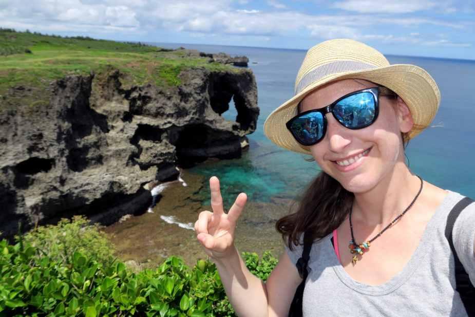 Cape Manzamo Okinawa