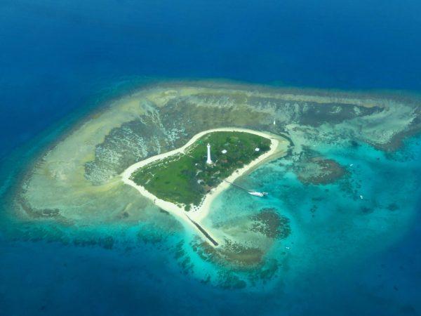 Amédée Island Noumea New Caledonia Lagoon