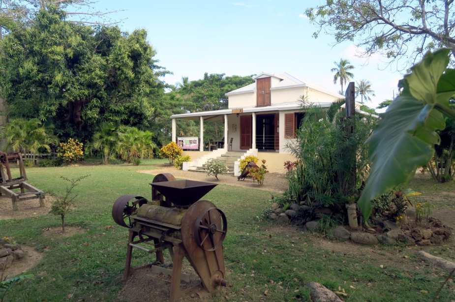 Coffee Eco Museum Voh New Caledonia