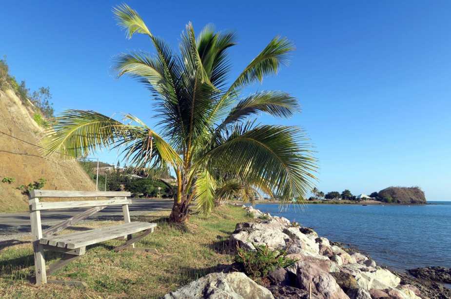 Pandop Marina Koumac New Caledonia
