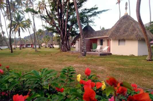 Koulnoué hotel Hienghene New Caledonia