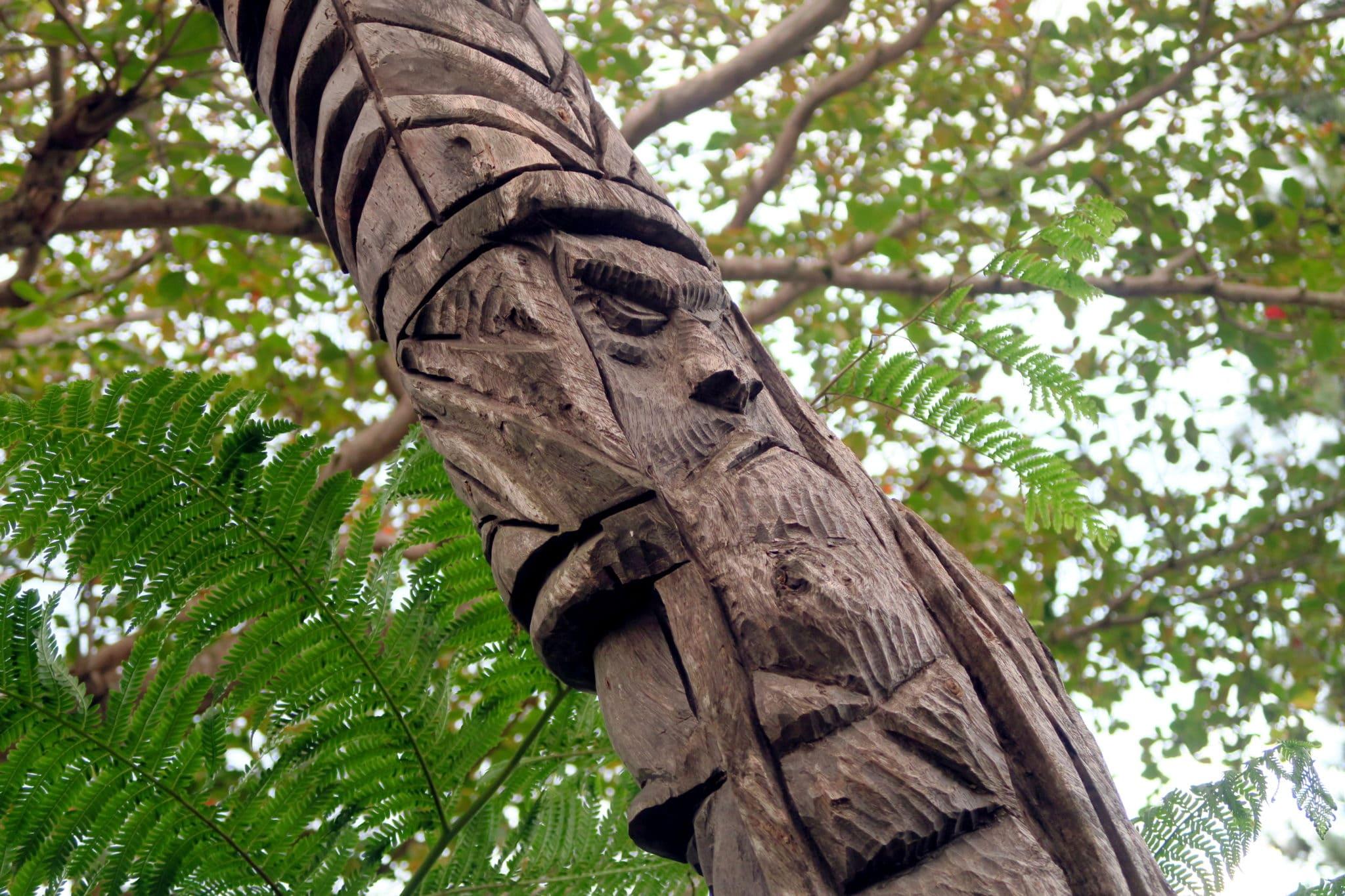City Hall - Exploring Hienghene New Caledonia