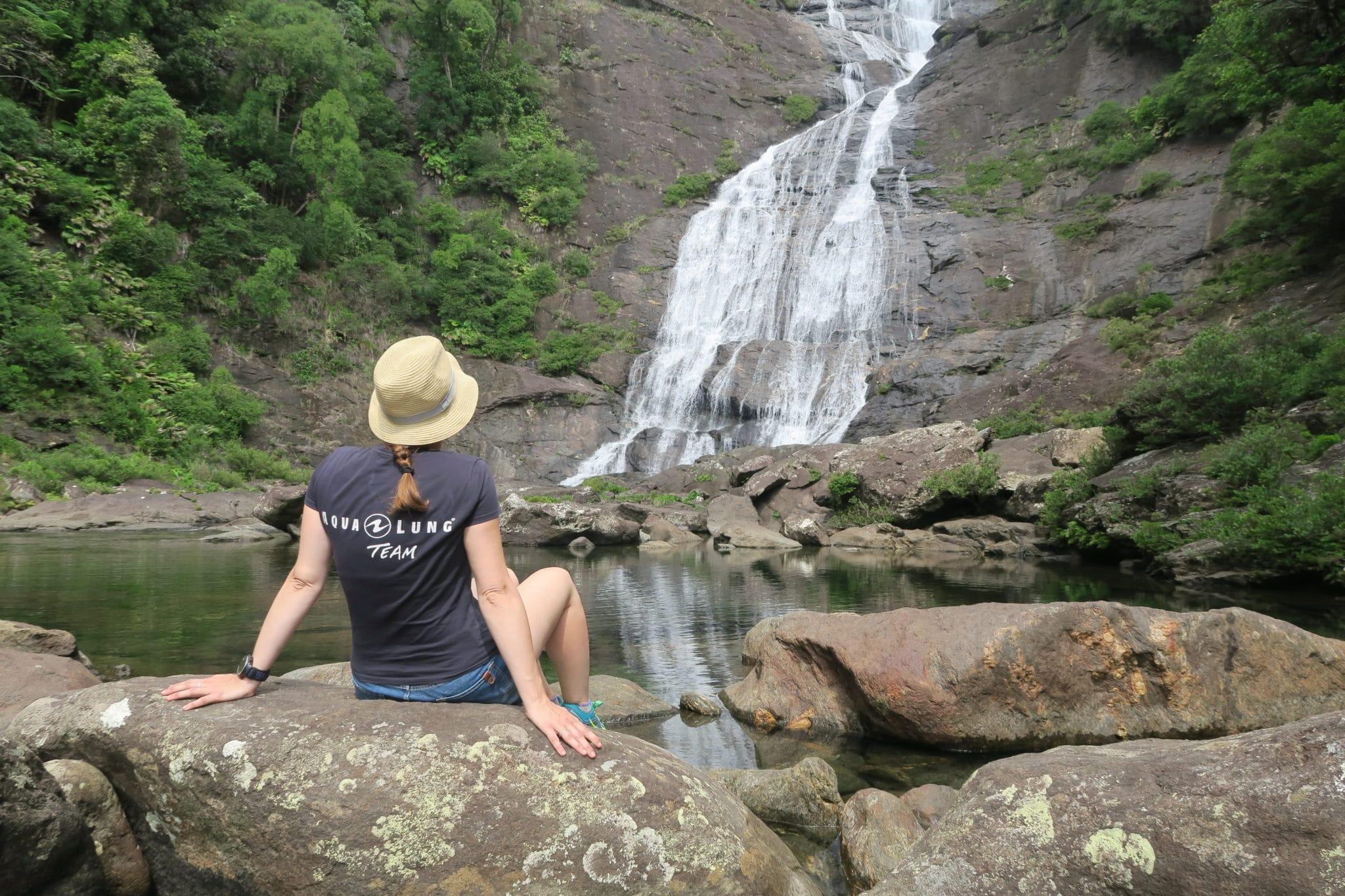 Tao Waterfalls trail New Caledonia