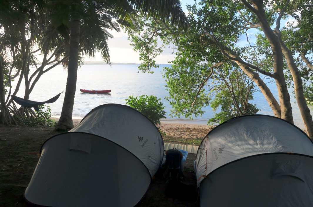 Camping Relais de Poingam New Caledonia