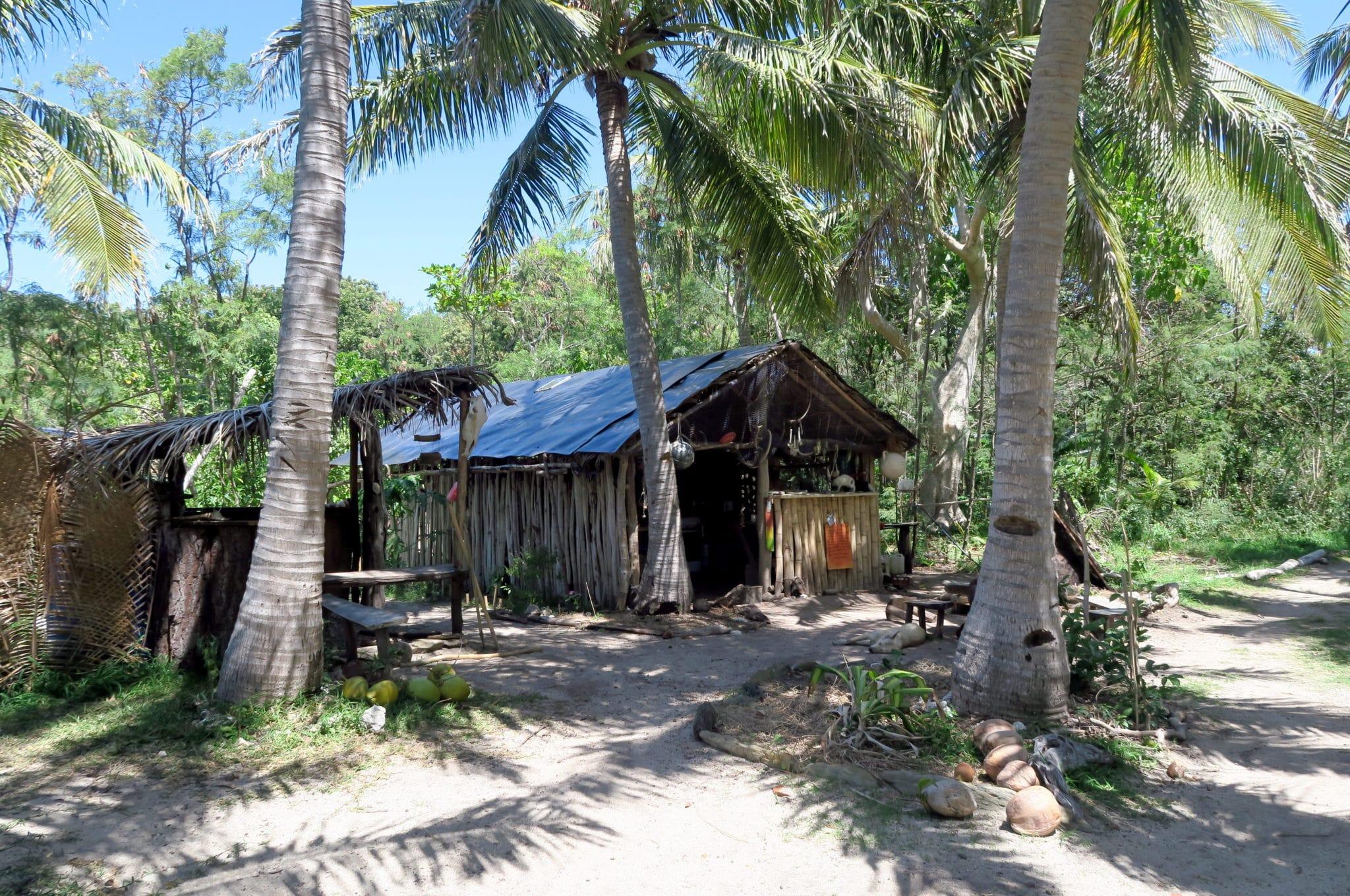 Ko saltmarshes hike New Caledonia