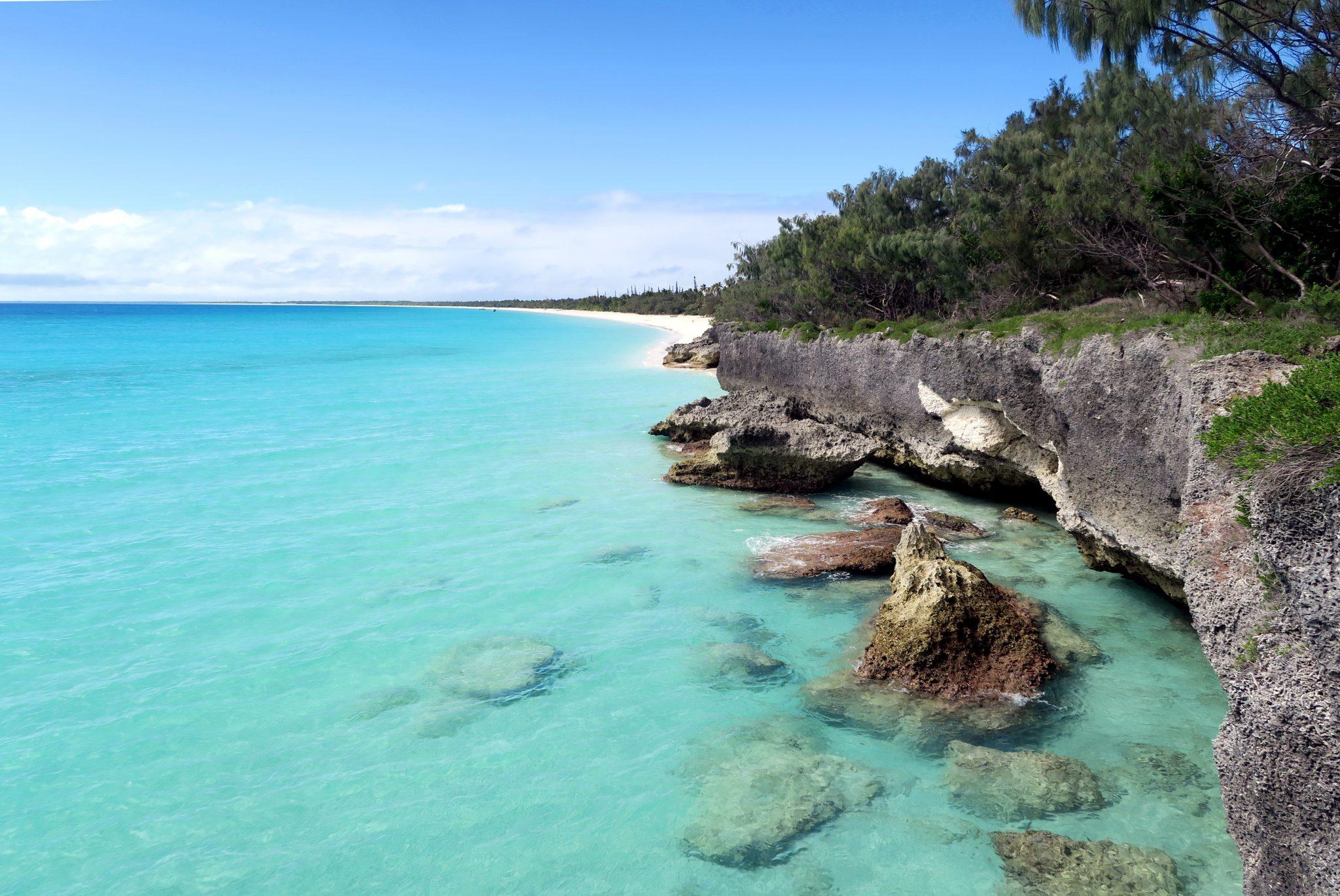 Mouli Ouvea New Caledonia