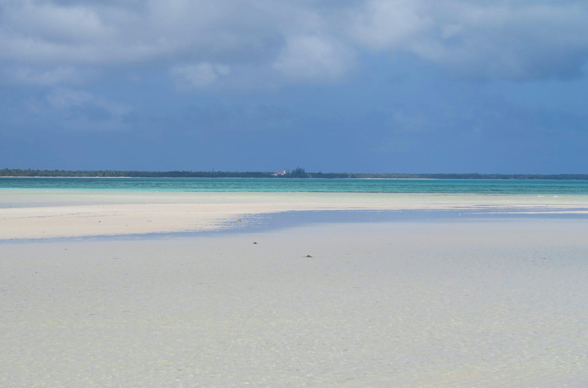 Beach Ouvea New Caledonia