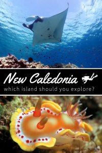 new caledonia islands