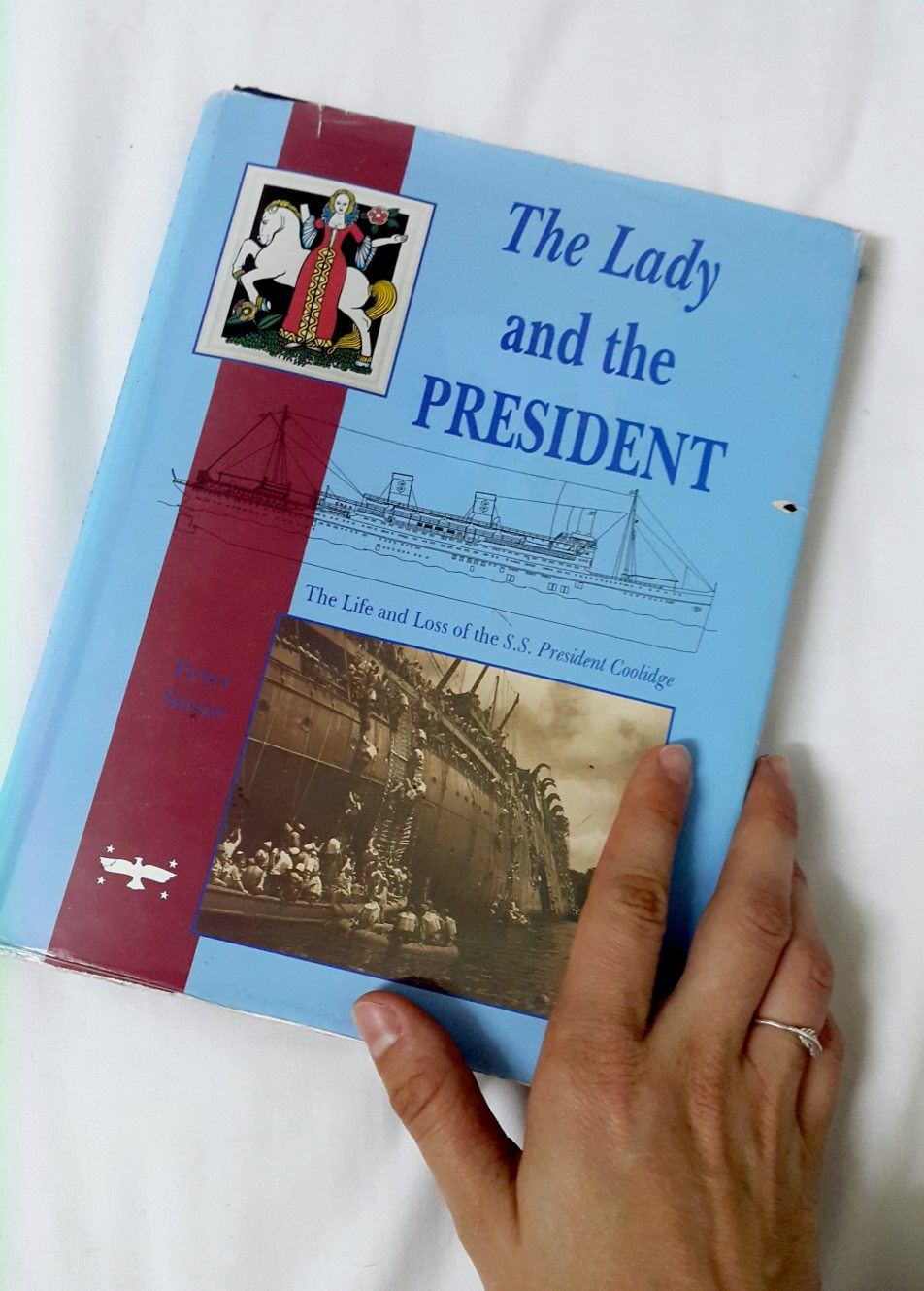 The Lady and The President Book
