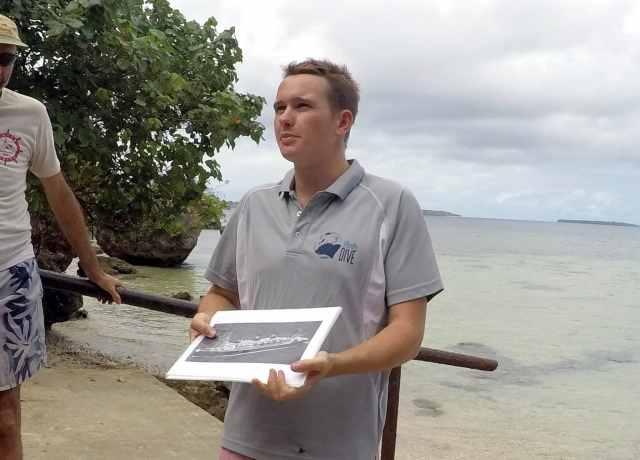 SS President Coolidge dive briefing by Pacific Dive Luganville Santo Vanuatu