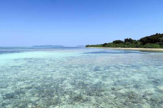 Taketomi jima Okinawa Japan