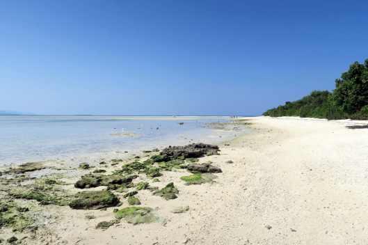 Kondoi Beach Taketomi jima Okinawa Japan
