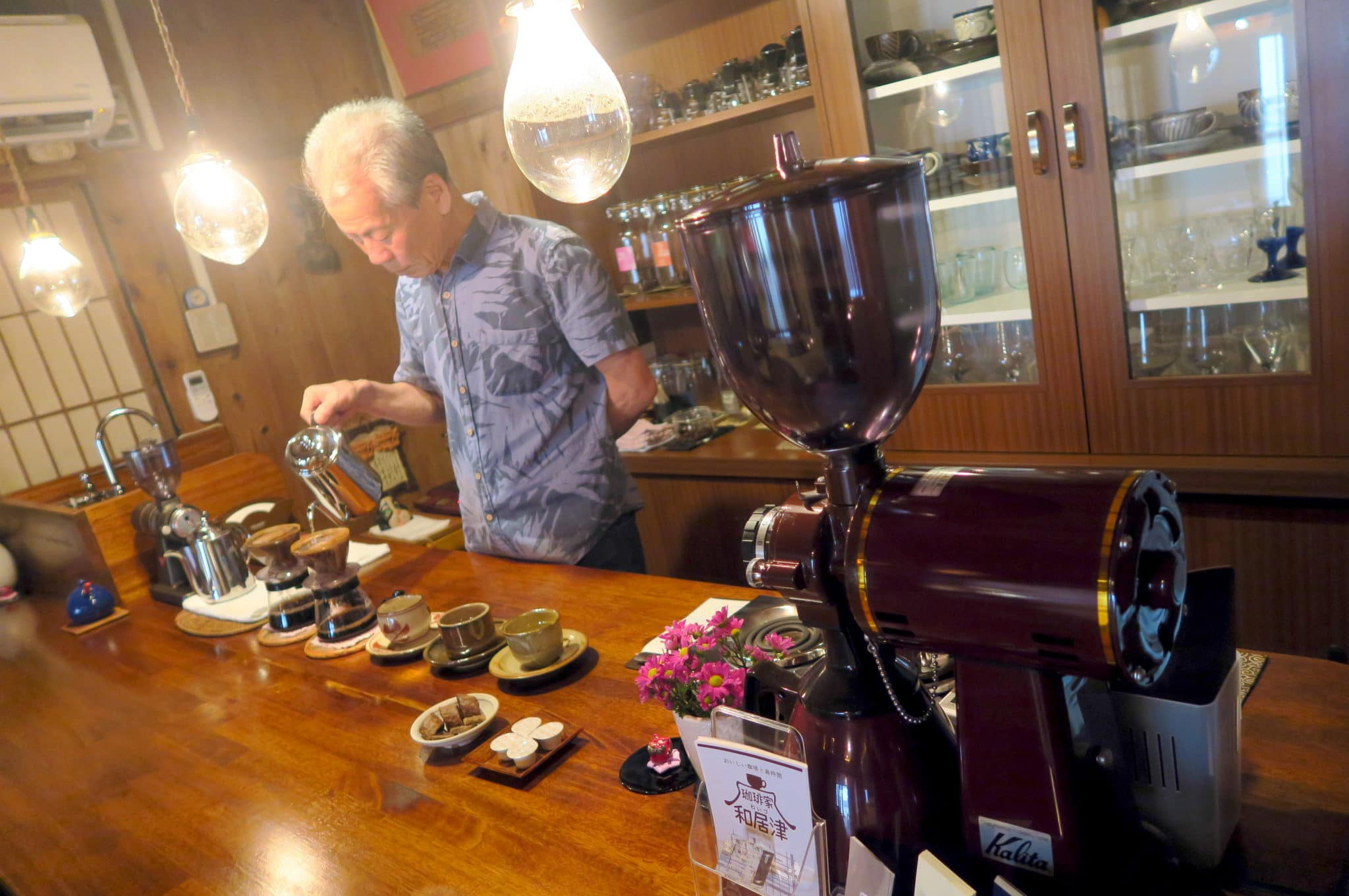 Waizu Café Best places to eat in Ishigaki Okinawa Japan