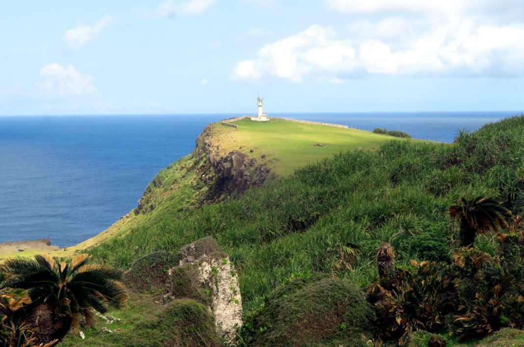 Agarizaki Cape Yonaguni Okinawa Japan