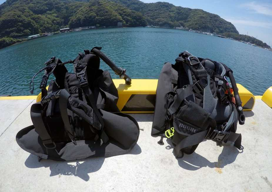 Review Outlaw Rogue BCD Aqua Lung