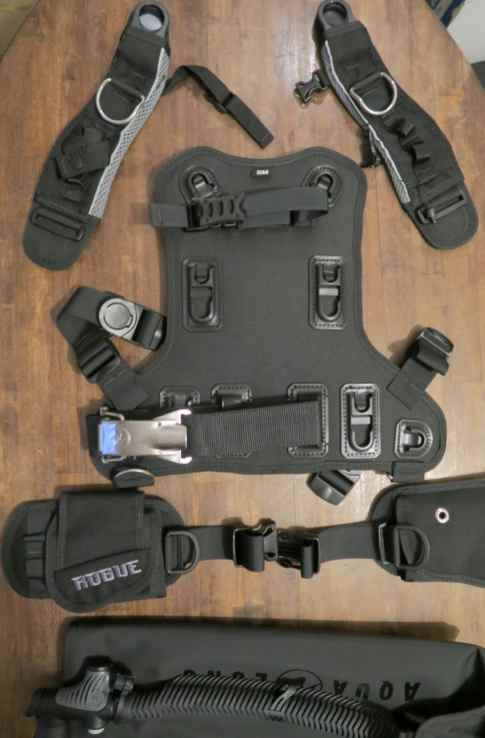 Rogue BCD assembly