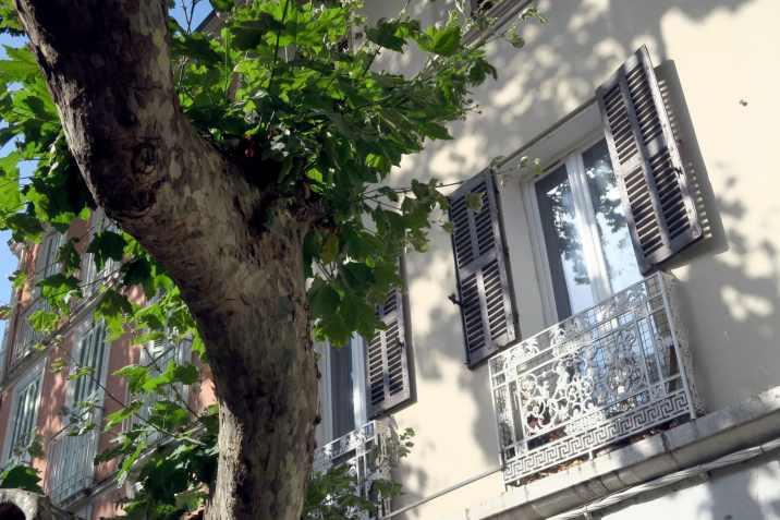 Ourillon district Toulon