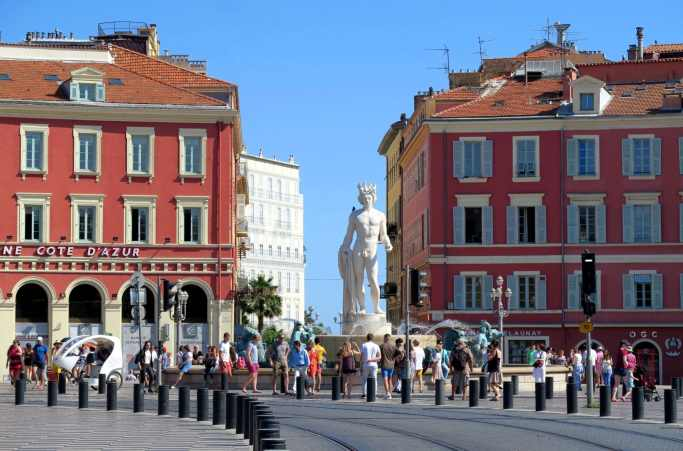 Massena Square - Visit Nice French Riviera