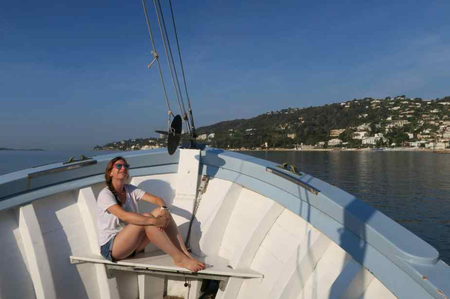 Subvision scuba diving boat Golfe Juan French Riviera