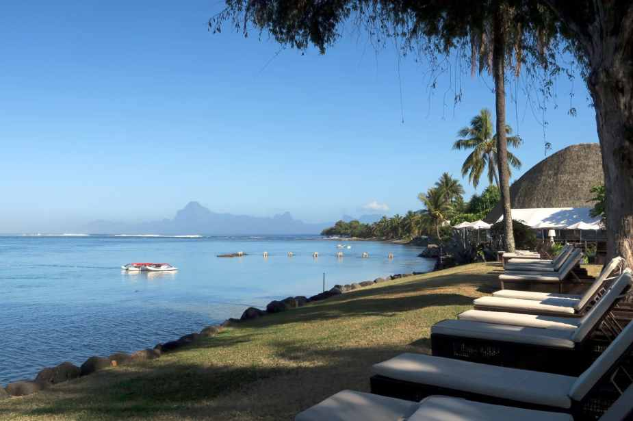 Sofitel hotel Tahiti Punaauia French Polynesia