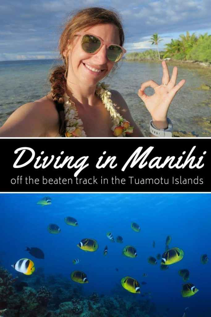 Manihi Diving off the beaten track in the Tuamotu Islands