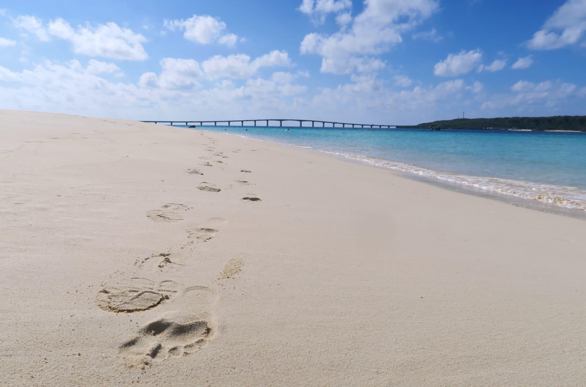 best beaches on Miyakojima