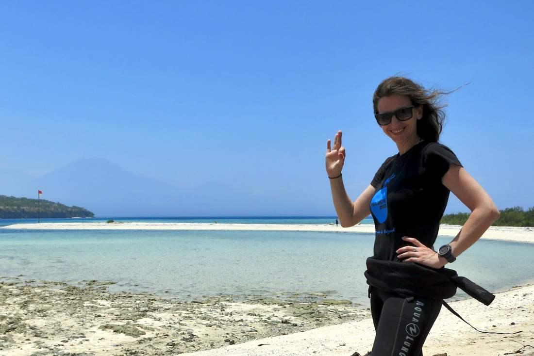 Florine Menjangan Island Indonesia
