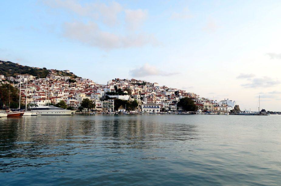 Skopelos - island hopping Sporades