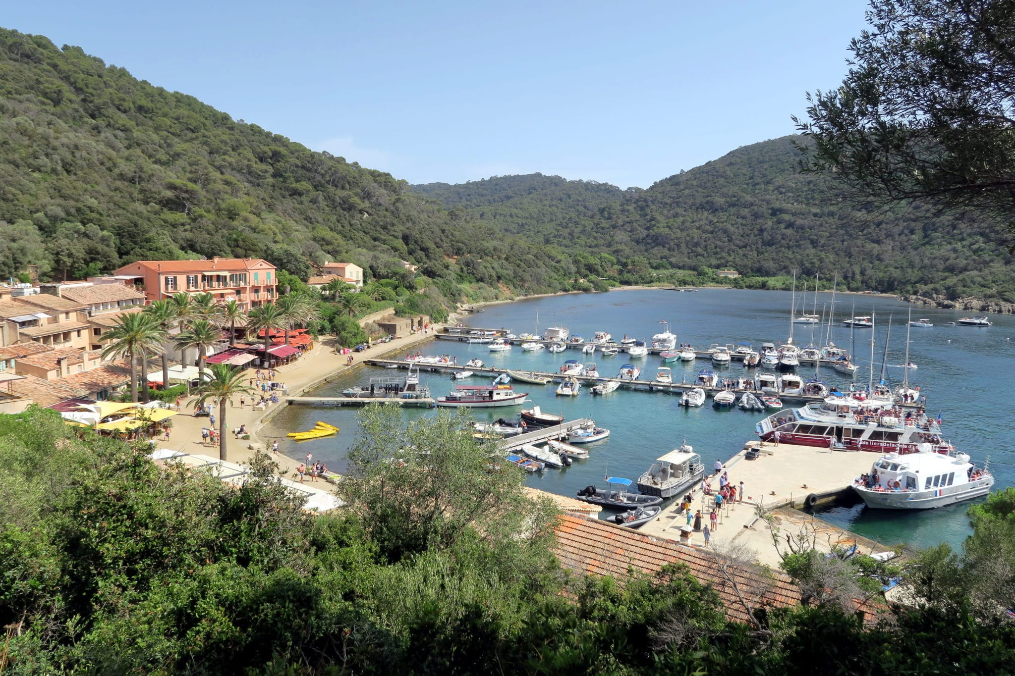 National Park Port-Cros French Riviera