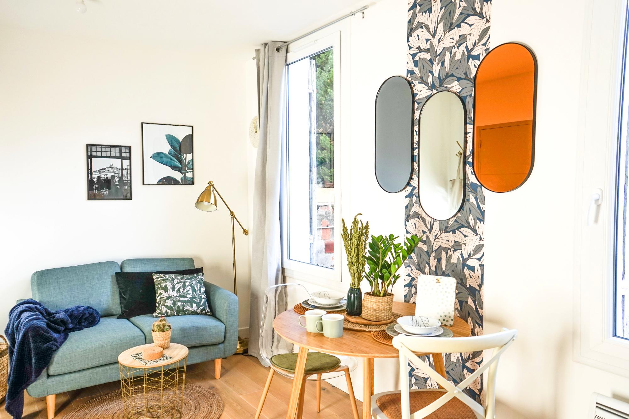 Studio Airbnb Marseille