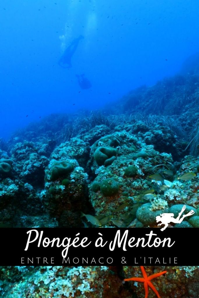 Plongée Menton