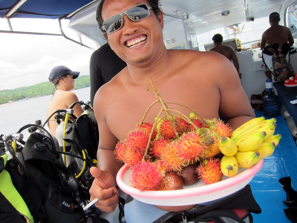 Dive shop Bali