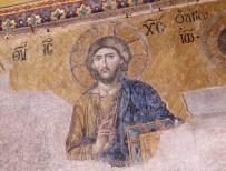 wall mosaic from haya sofya
