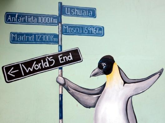 street art Ushuaia