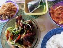 Delicious food Cebu Philippines