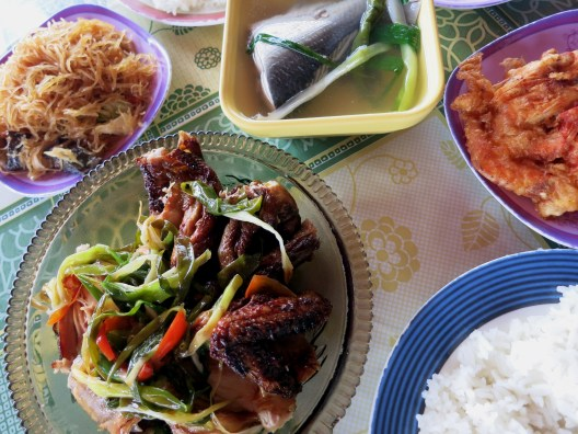 Delicious food Cebu Philippines