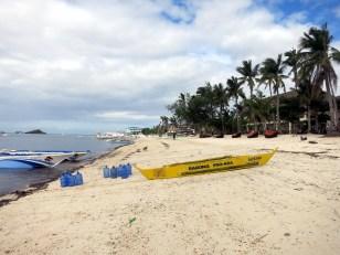 Bounty beach Malapascua Philippines