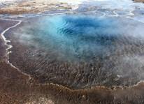 Geysir geothermal Park Iceland Golden Circle