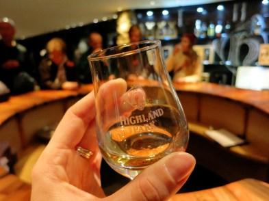 Highland Park Distillery Kirkwall Orkney Scotland