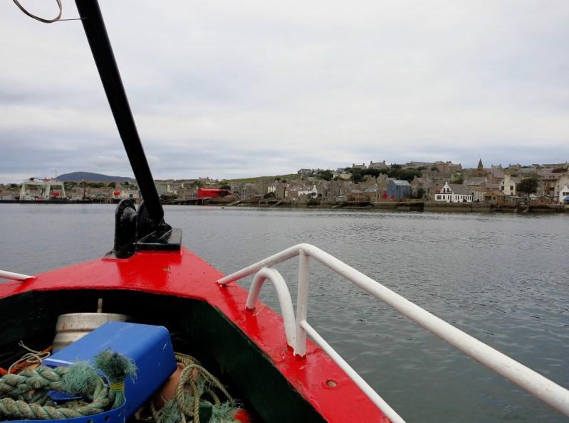 Stromness Orkney Scotland