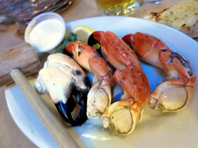 Stone crab Key West Florida USA