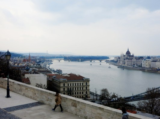 Best view of Budapest from the Royal PalaceHungary