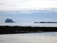 Early morning walk in North Berwick Scotland