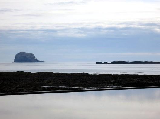 Early morning walk in North Berwick Scotland