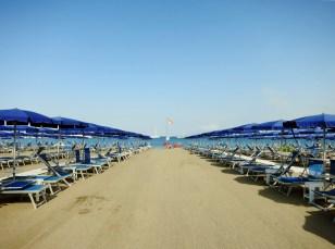 Beach club Grande Albergo Hotel Sestri-Levante Liguria Italy