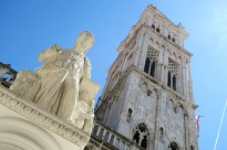 St Lawrence Cathedral Trogir Croatia