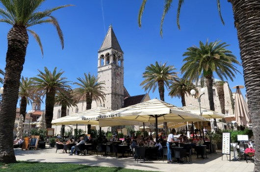 Waterfront Trogir Croatia